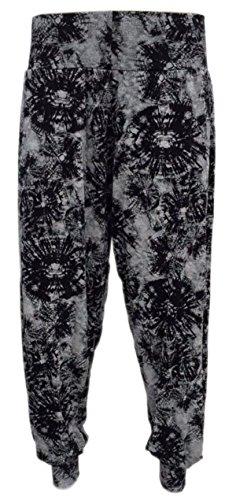 girlzwalk-r-femmes-imprime-hareem-ali-baba-manchette-bas-bouffant-pantalons-grande-taille-8-26