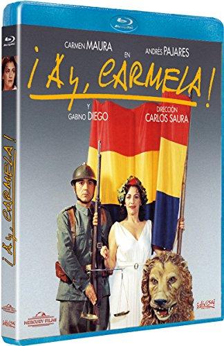 ¡Ay, Carmela! [Blu-ray] 515JUB8Nu7L