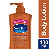 #7: Vaseline Intensive Care Cocoa Glow Body Lotion, 400 ml