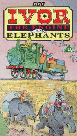 Ivor The Engine: Ivor The Engine And The Elephants [VHS]