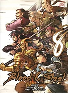 Blood & Steel Edition simple Tome 8