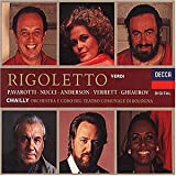 Giuseppe Verdi - Rigoletto (Gesamtaufnahme)