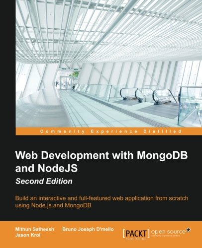 Web Development with MongoDB and NodeJS Second Edition