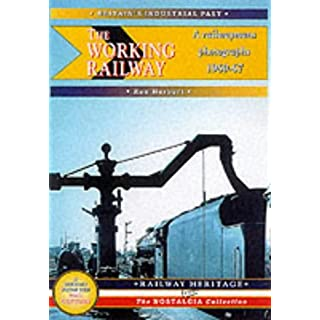 The Working Railway: A Railwayman's Photographs 1960-67 (Britain's Industrial Past)