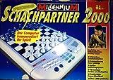 Millennium sprechender Schachpartner 2000 Schachcomputer