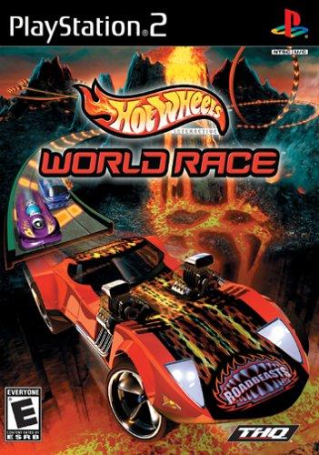 Hot Wheels World Race [DVD-AUDIO]