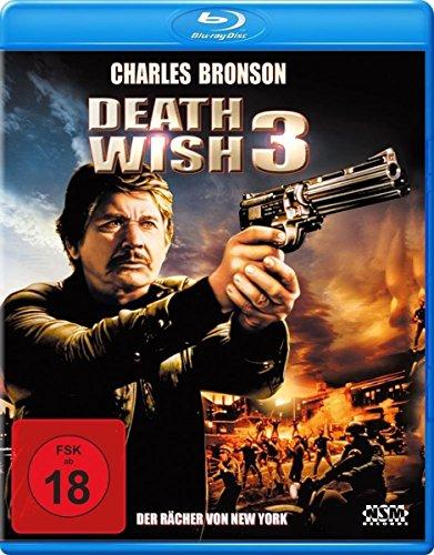 Bild von Death Wish 3 - Der Rächer von New York (Charles Bronson) [Blu-ray]