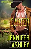 Carter: German Edition (Riding Hard, Band 3)