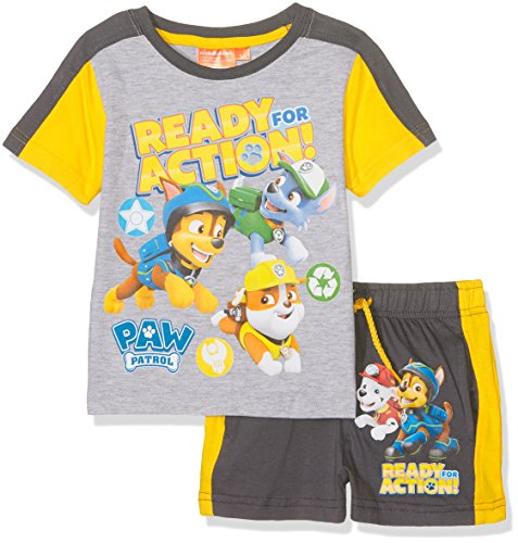 nickelodeon-paw-patrol-set-abbigliamento-sportivo-bambino-grey-3-4-anni