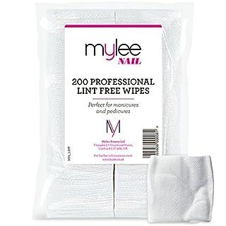 Mylee Lint Free Wipes Pack of 200 Prep Clean Wipe NEW