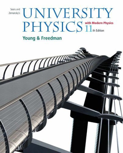 By Hugh D. Young University Physics with Modern Physics with Mastering Physics (International Edition) (11th Edition) [Paperback]