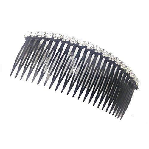 Bijoux Bord strass Accessoires cheveux Épingle Peigne Bangs Chuck Top Card