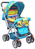 #5: R for Rabbit Lollipop Lite - The Colorful Baby Stroller and Pram for Baby/Kids(Multicolor)