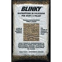 Deshollinador para estufas de pellets, paquete de 2 kg