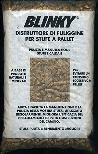 Distruttore Fuliggine Blinky P/Stufe Pellet Kg. 2