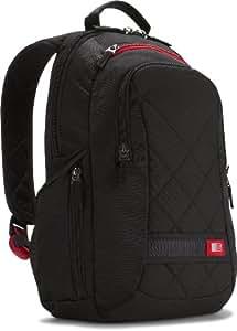 Case Logic Polyester Backpack for 14 inch Laptop - Black
