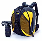 Totally waterproof. Capacity: large D-SLR, 4-5 lenses and accessories