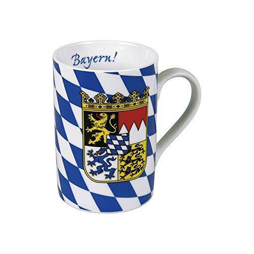 Becher Flaggen Bayern