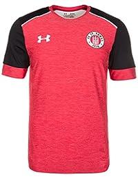 2016-2017 St Pauli Training Shirt (Red)
