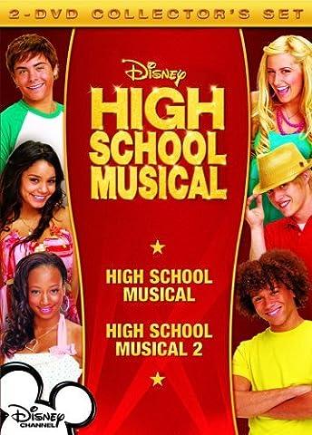 High School Musical Encore/ High School Musical 2 (Duo Pack) [DVD] by Zach Effron (High School Musical-pack)