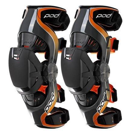 pod-active-k1youth-pour-le-genou-paire-gris-orange-moyen