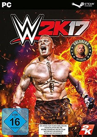 WWE 2K17 (Code in der Box) - [PC]