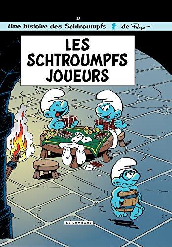 Les Schtroumpfs - tome 23 - Les Schtroumpfs joueurs par Thierry Culliford