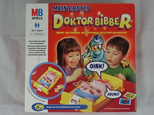 Hasbro 47483 Mein erstes Doktor Bibber