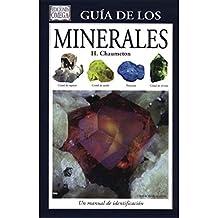 GUIA DE LOS MINERALES (GUIAS DEL NATURALISTA-ROCAS-MINERALES-PIEDRAS PRECIOSAS)