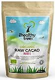 Kakao Nibs Roh BIO - Köstliches Superfood Reich an Magnesium, Ballaststoffen, Kalium & Eisen - Soil Association zertifizierter Kakaobohnen von TheHealthyTree Company