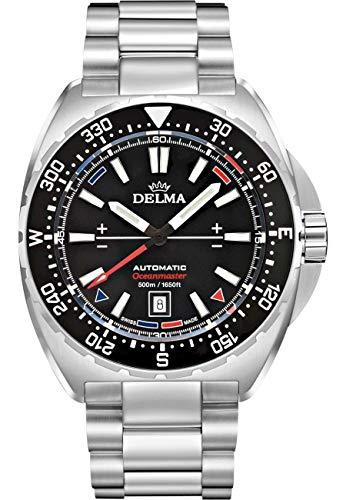 DELMA - Armbanduhr - Herren - Oceanmaster Automatic - 41701.670.6.038