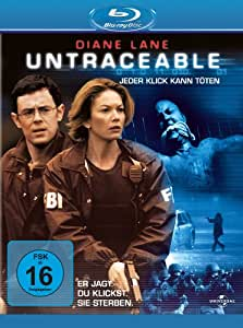 Untraceable [Blu-ray]