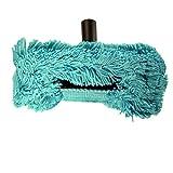 GLOBOVAC Cepillo Mopa Azul Toma Ø31mm Aspiración Centralizada