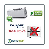 Klimaanlage 8200BTU/h ohne Laufwerk esterna-condizionatore Monoblock fanair-fantini Cosmi