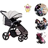 Star Ibaby Air - Silla de paseo, color Black