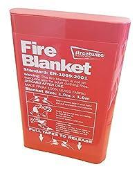 Streetwize Fire Blanket 1 Metre X 1 Metre