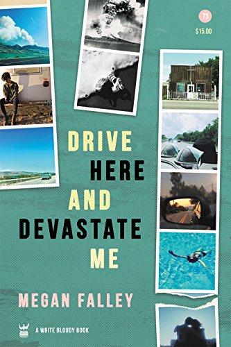 Drive Here and Devastate Me por Megan Falley