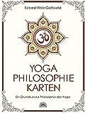 Yoga Philosophie Karten: Ein Grundkurs zur Philosophie des Yoga: Ein Grundkurs zur Philosophie des Yoga - praxisbezogen, mit 84 Karten, zentrale ... Weisheit des Yoga, wunderschön koloriert