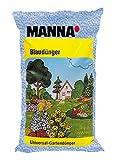 Manna Blaudünger 2,5kg Sack Universal-Gartendünger NPK