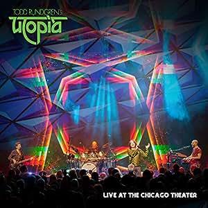 Todd Rundgren's Utopia - Live At Chicago Theater (CD/DVD/BR)