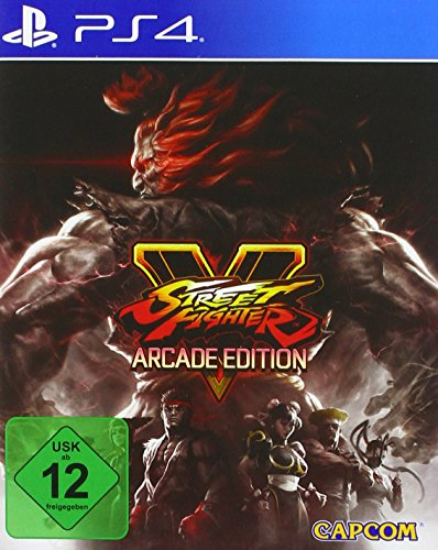 Street Fighter V: Arcade Edition [PlayStation 4]