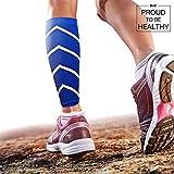 [Wadenbandage Sport] Fördert Leistung, Ausdauer, Durchblutung & Regeneration. |...