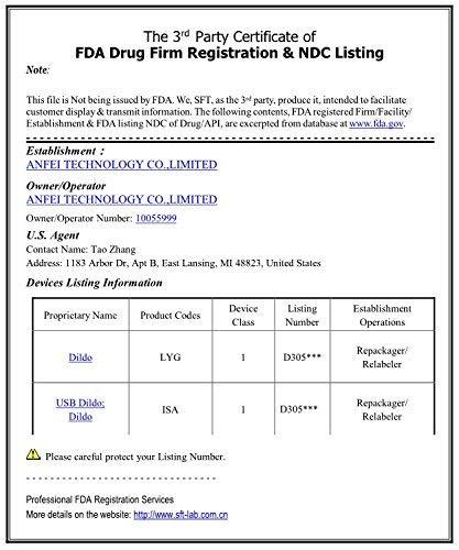 ANFEI Zwei Layer Silikon Dildo, 8.71 Inch Realistic Dildo, FDA Genehmigt Penis nachbildung Realistischer Dildo für Frauen mit Starkem Saugnapf für Anal Anfänger Geeignet, Hochwertige Version - 8