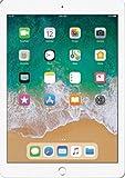 Apple iPad with WiFi - 128GB - Silver (2017 Model)