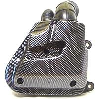 Scatola per filtro dell'aria, Carbon Look Adly, Aprilia SR50, MBK