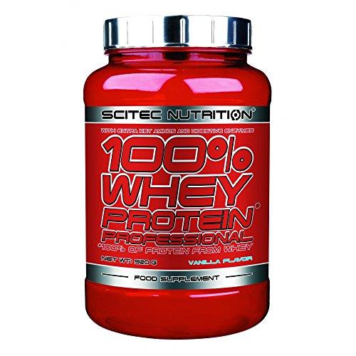 Scitec Nutrition Whey Protein Professional Vanilla
