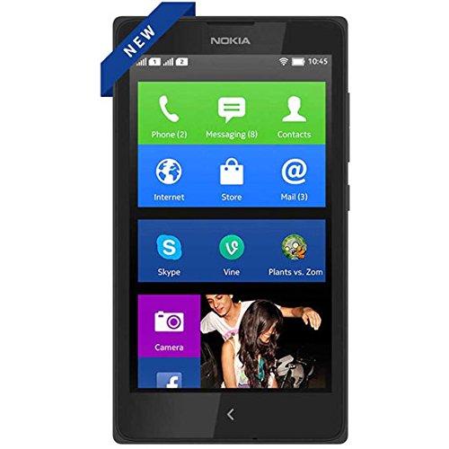 Nokia X Plus (Black, Dual SIM) image