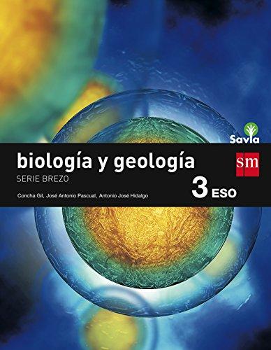 Biología y geología, Brezo. 3 ESO. Savia - 9788467576009