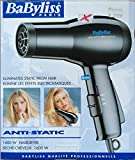 BaByliss Paris: Anti-Static Hairdryer [1600W Haartrockner]
