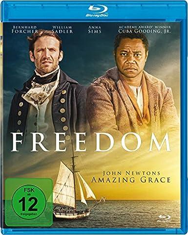 Freedom Blu Ray - Freedom-John Newton's Amazing Grace [Blu-ray] [Import